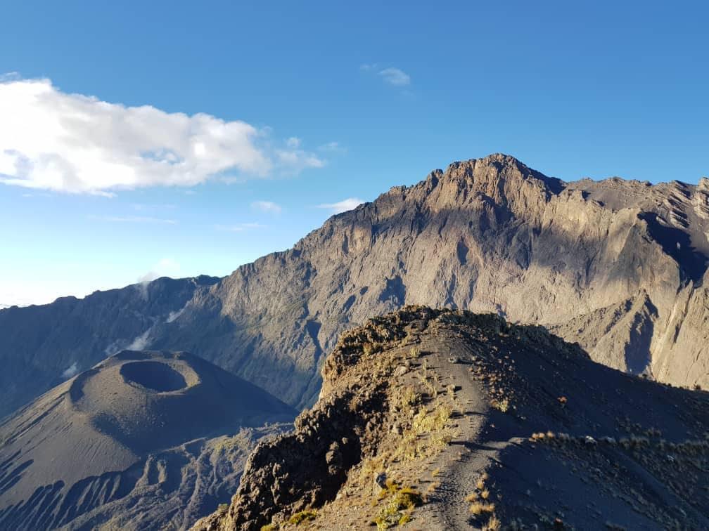 Mountain Climbing Tanzania