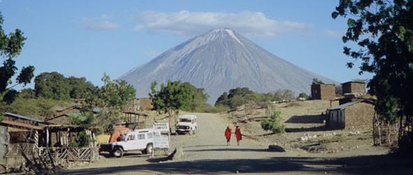 2 Days Climbing Oldoinyo Lengai Mountain