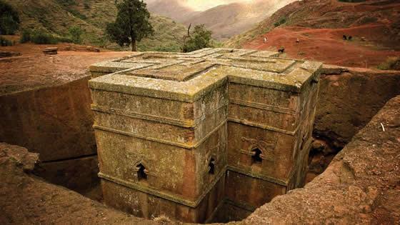 3-Days Lalibela Rock Churches Tour Ethiopia