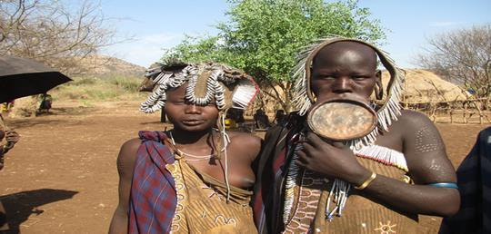 Southern Omo Valley
