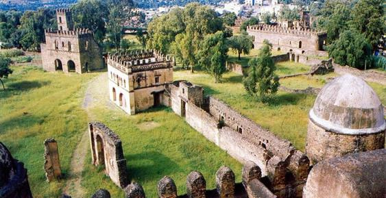 Gondar Emperor's Castle