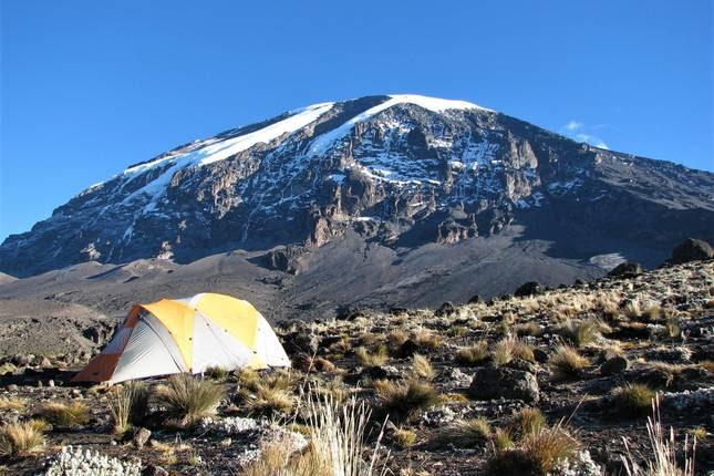 Tanzania Mountain Climbing