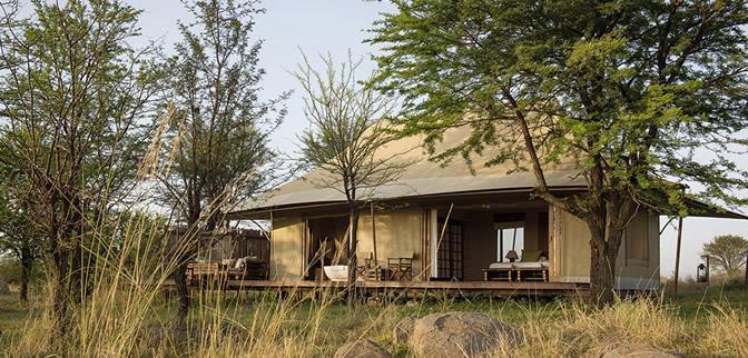 Camping Safaris Tanzania